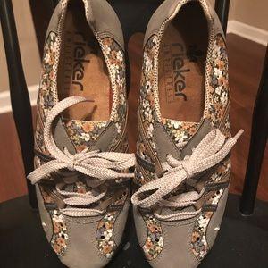 Rieker shoes like new size 39